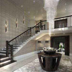 Adderley-hallway
